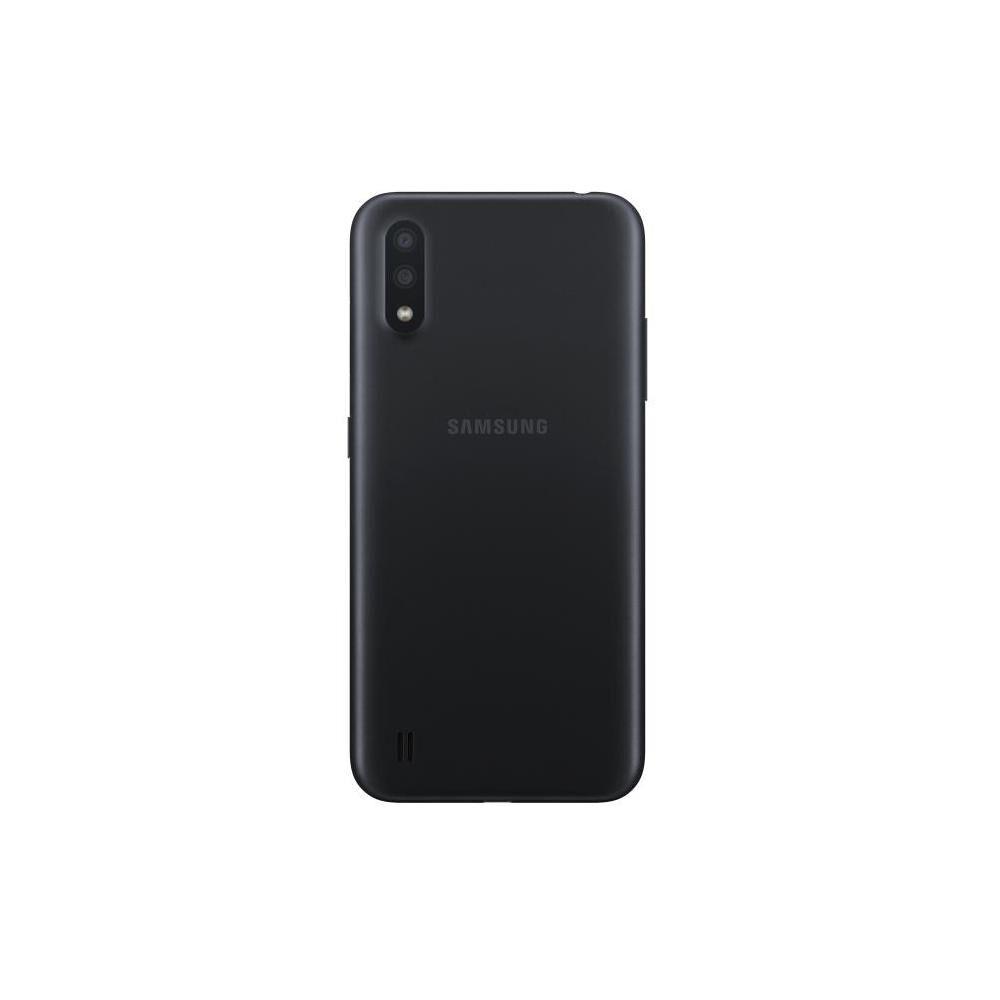 Smartphone Samsung Galaxy A01 Negro / 32gb / Liberado image number 2.0