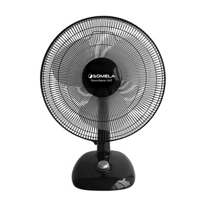 Ventilador De Mesa Somela Power Breeze 160T