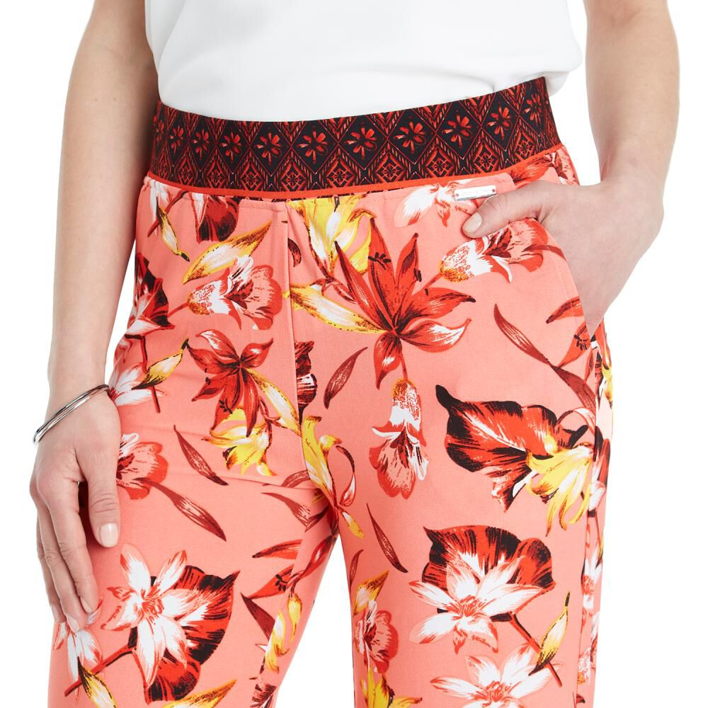 Pantalon Mujer Lorenzo Di Pontti image number 2.0