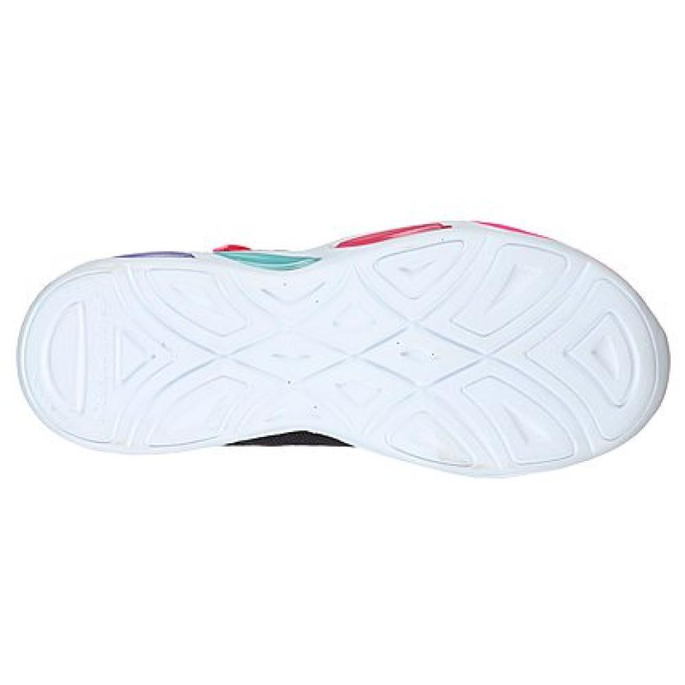 Zapatilla Niña Skechers Shimmer Beams image number 3.0