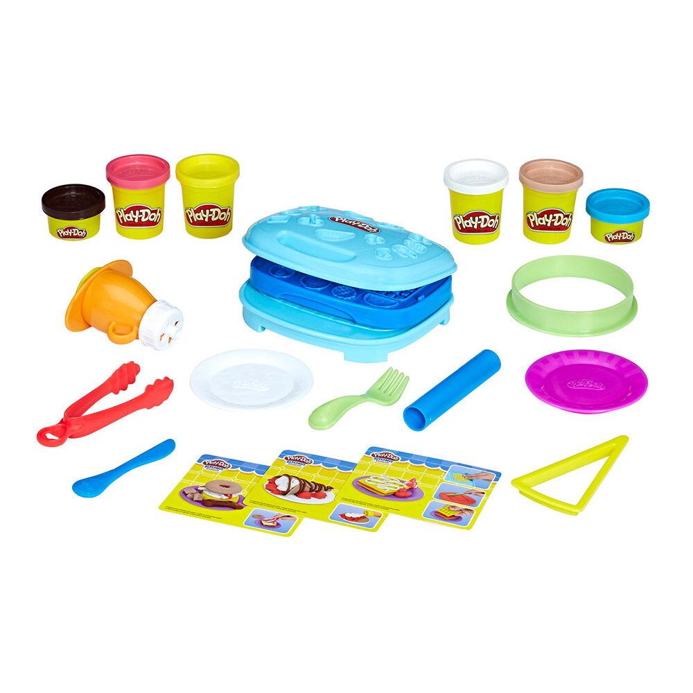 Juego Didáctico Hasbro Play-Doh Dulces Desayunos image number 1.0
