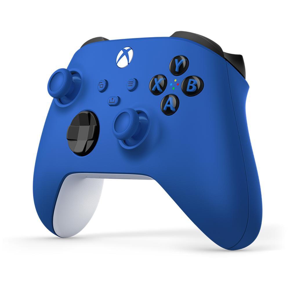 Control Inalámbrico Xbox Shock Blue image number 1.0