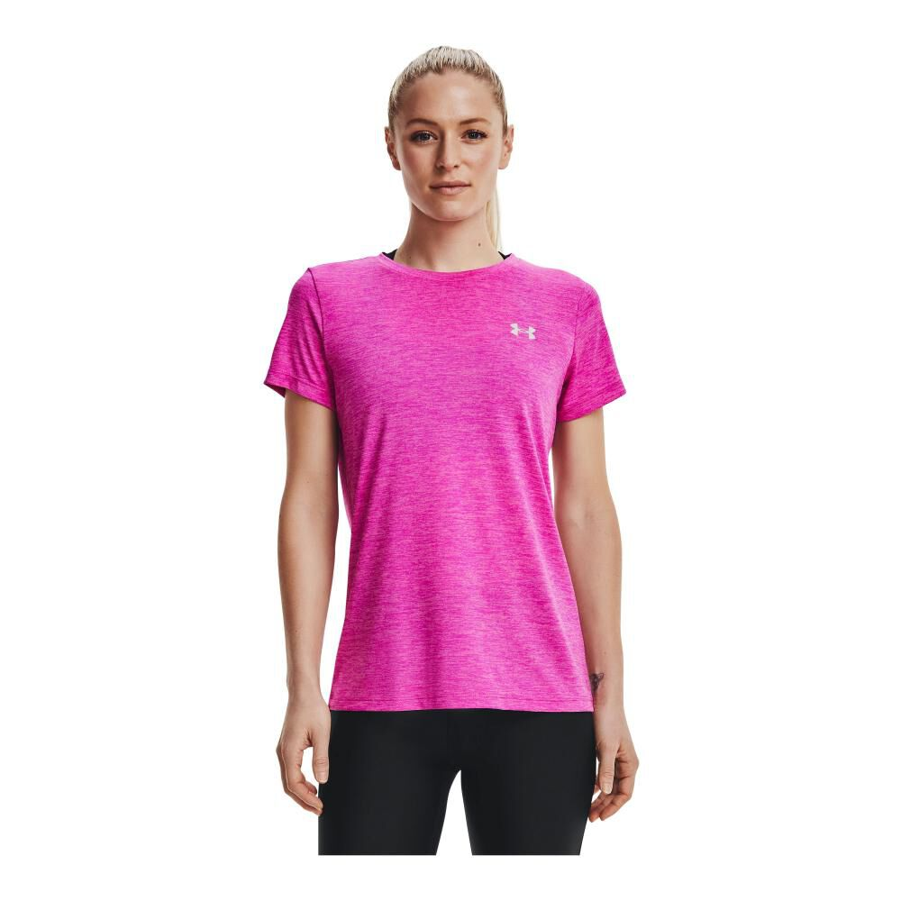 Polera Mujer Under Armour image number 2.0