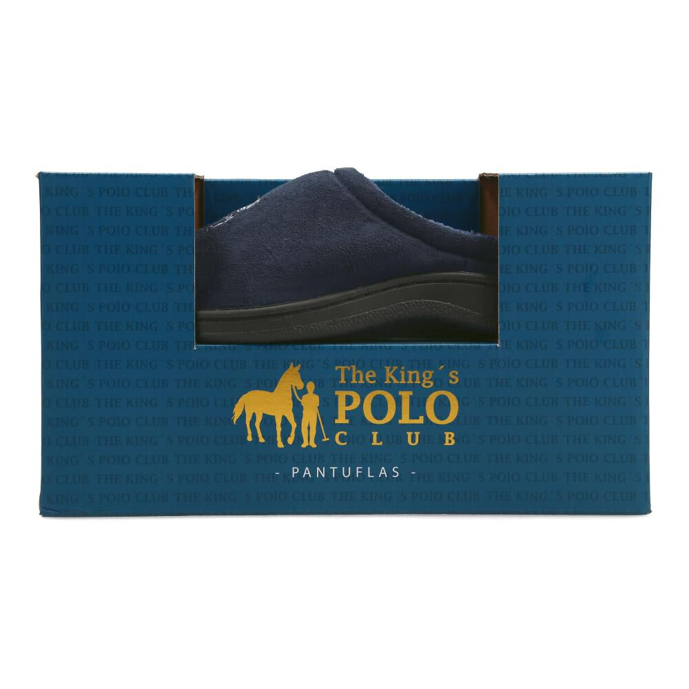 Pantufla Hombre The King's Polo Club image number 0.0