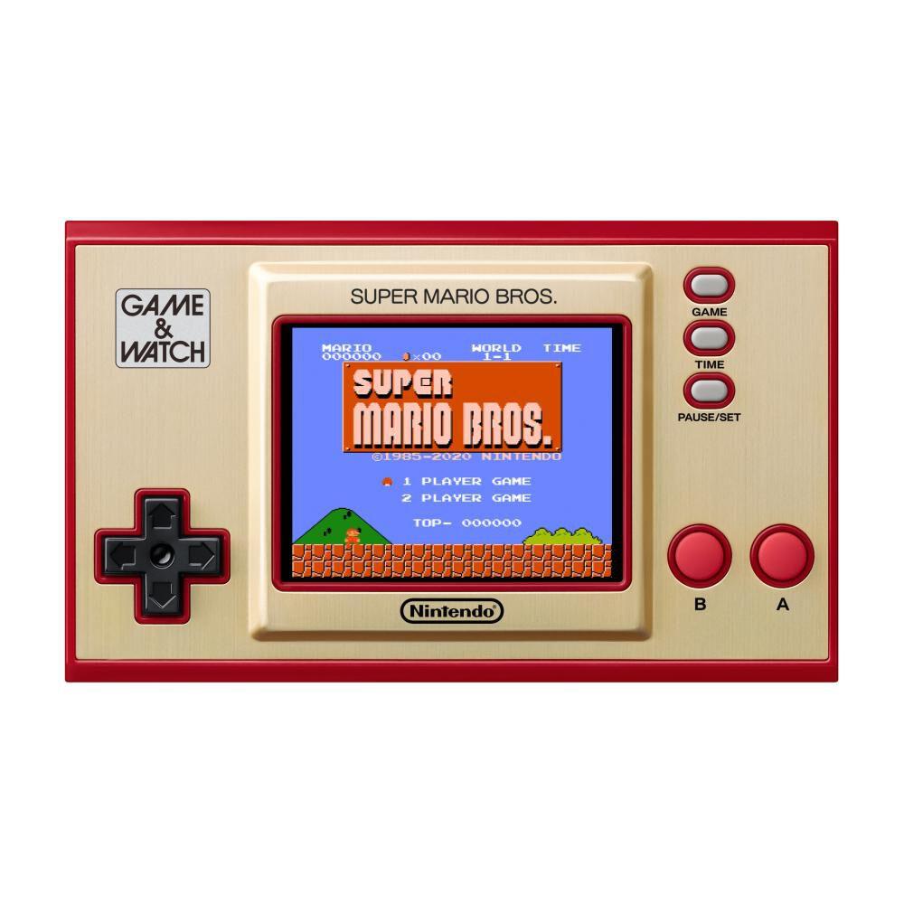 Mini Consola Game + Watch Super Mario Bros image number 0.0