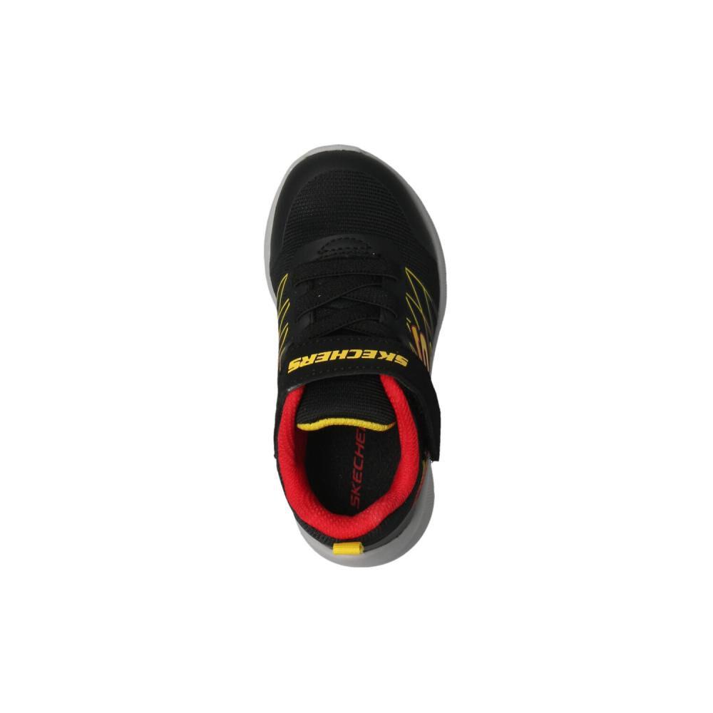 Zapatilla Infantil Niño Skechers image number 3.0