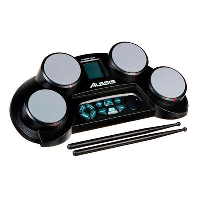 Set De Percusion Alesis Compact Kit 4
