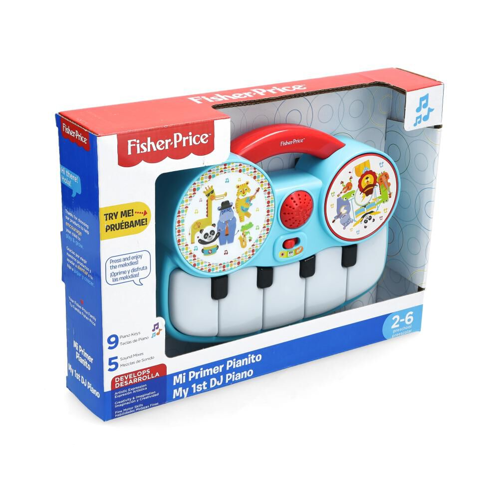 Juguete Musical Fisher Price Mi Primer Piano image number 2.0