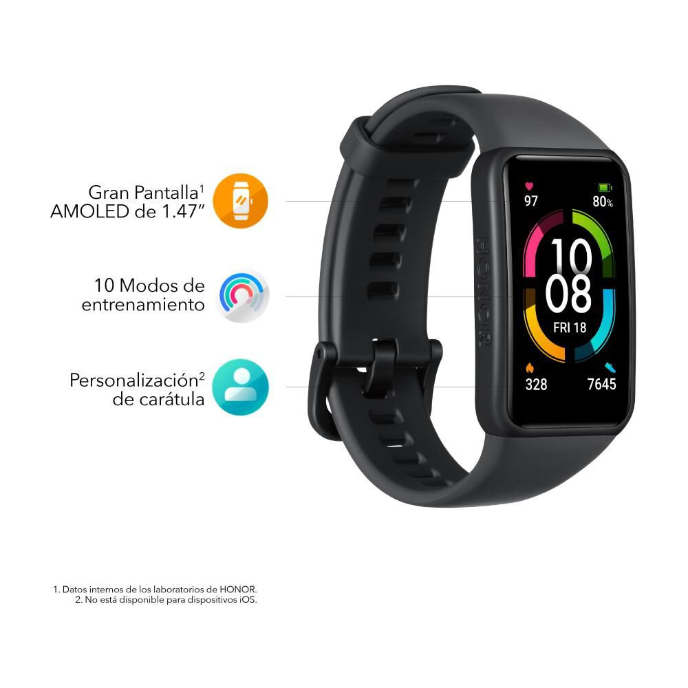 Smartband Honor 6 / 128 Mb image number 0.0