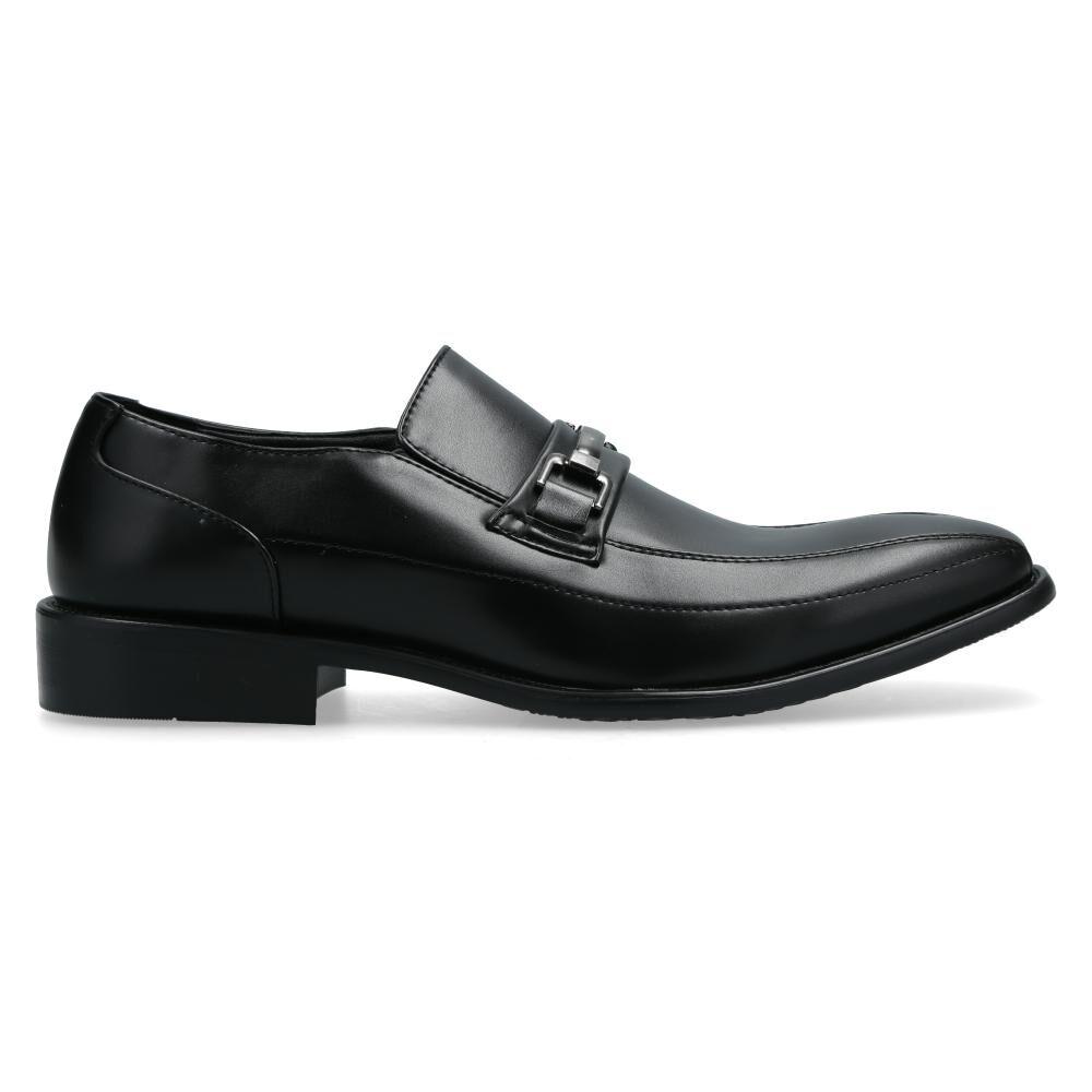 Zapato De Vestir Hombre Az Black image number 1.0