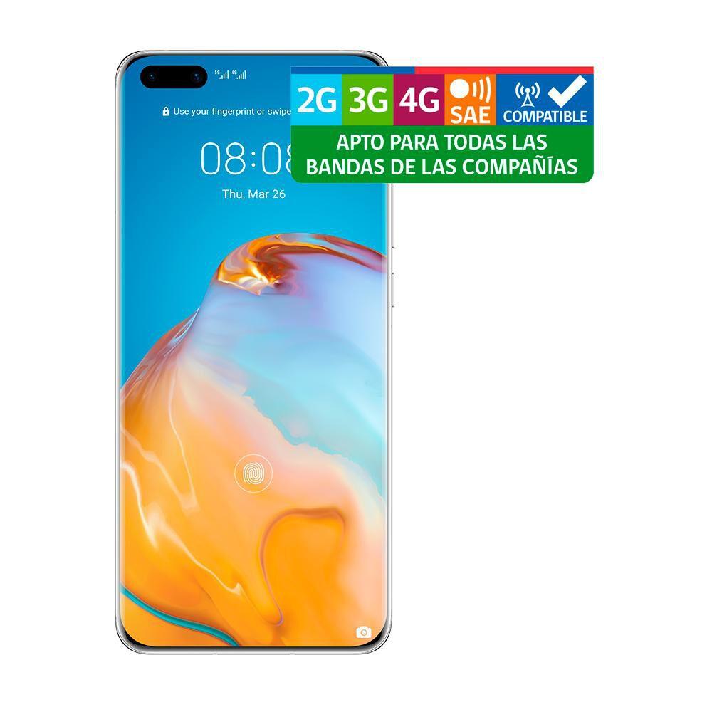 Smartphone Huawei P40 Pro  Silver  /  256 Gb   /  Liberado image number 7.0