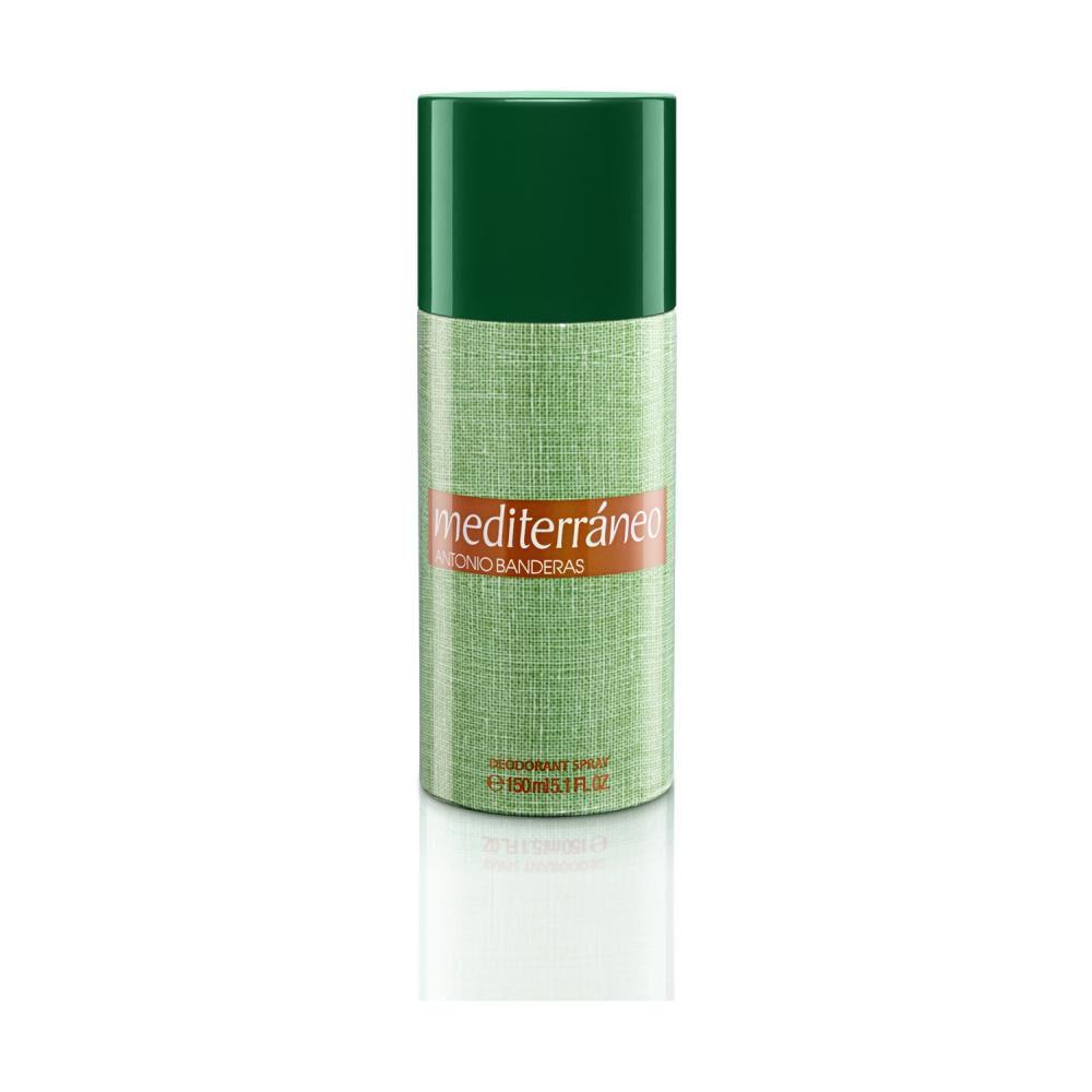 Perfume Mediterraneo Antonio Bandera / 50 Ml / Eau De Toillete + Desodorante image number 2.0