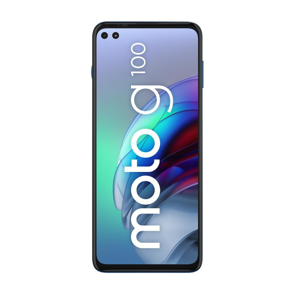 Smartphone Motorola G100 Verde Boreal / 128 Gb / Liberado image number 0.0