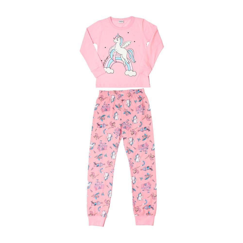 Pijama Niña Sleepwear / 2 Piezas image number 0.0