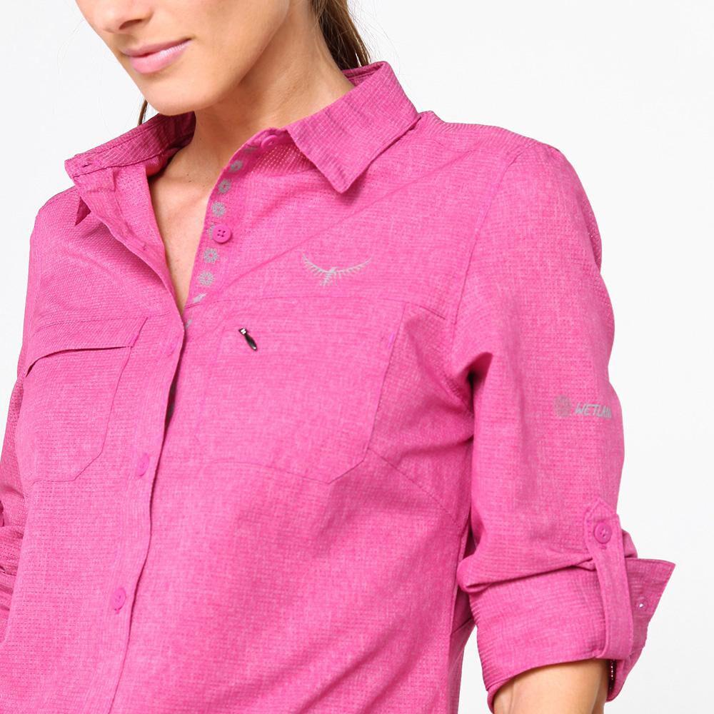 Camisa  Mujer Wetland image number 4.0