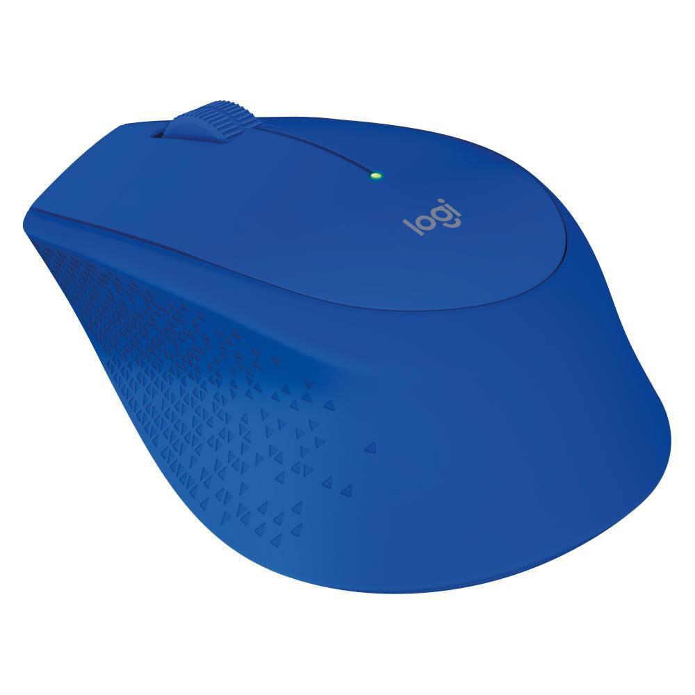 Mouse Inalámbrico Logitech M280 Blue image number 1.0