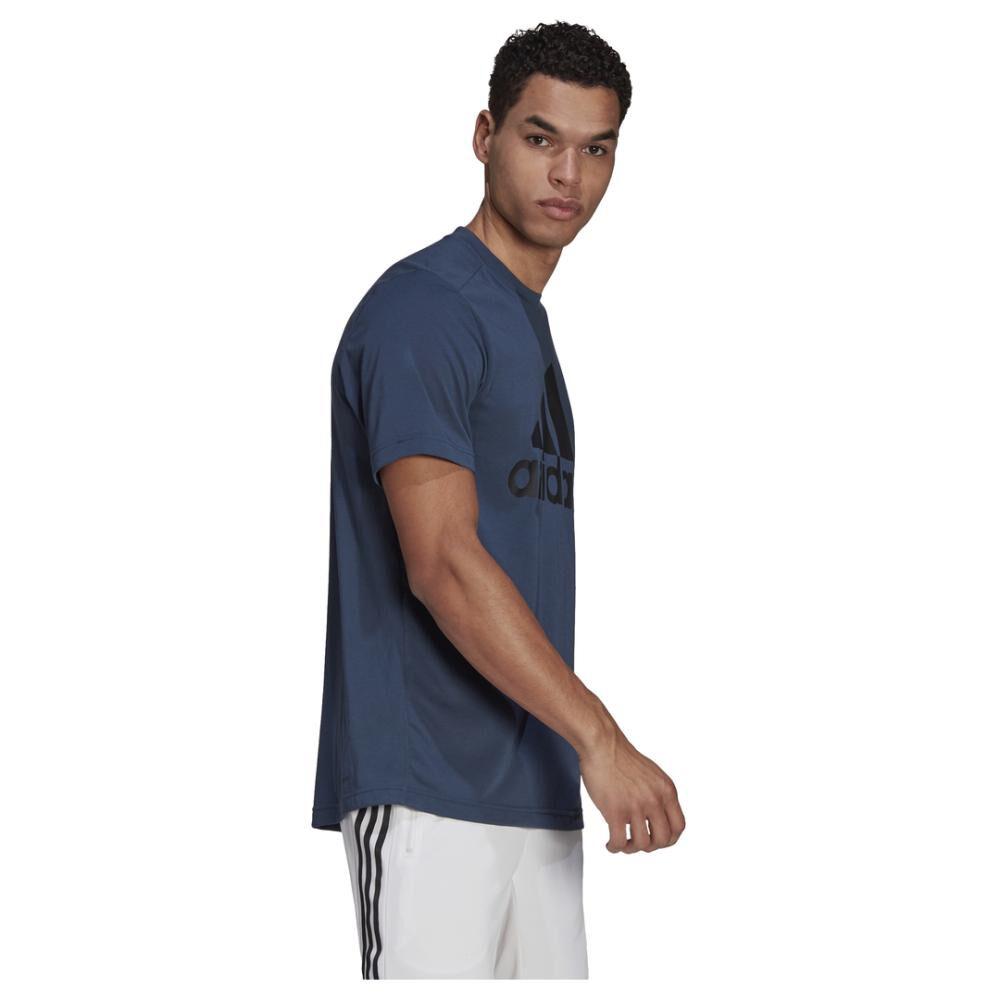 Polera Hombre Adidas image number 1.0