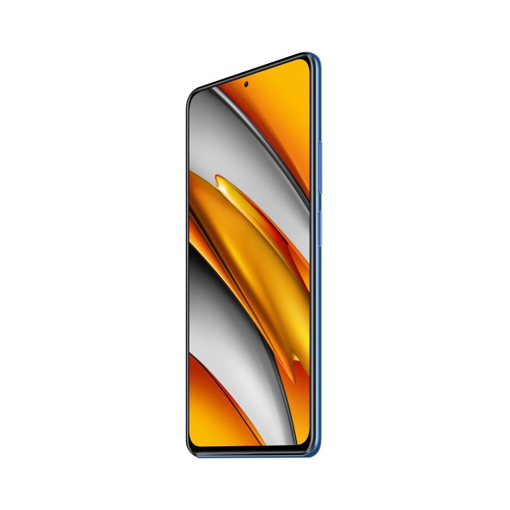 Smartphone Xiaomi Poco F3 Azul / 128 Gb / Liberado image number 3.0