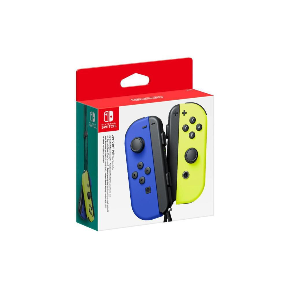 Nintendo Joy-con Pair Blue / Yellow image number 1.0