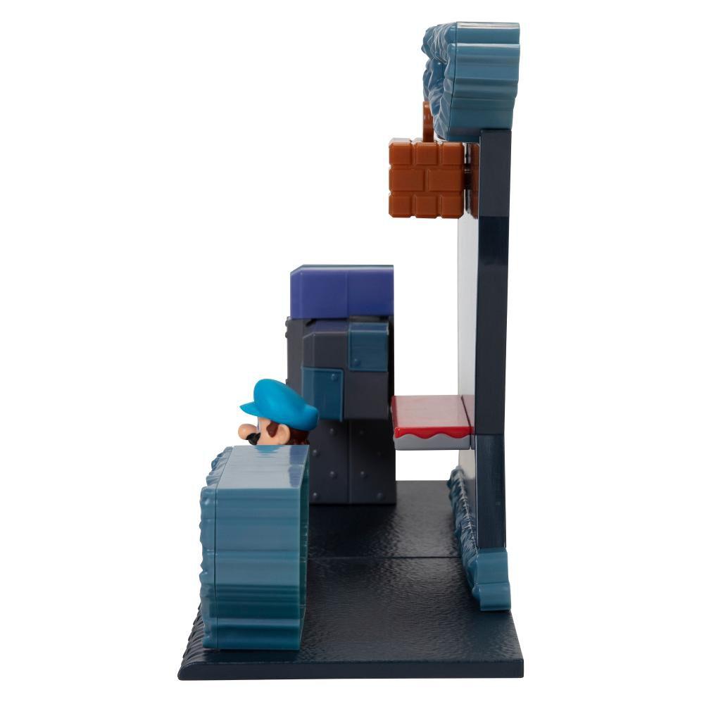 Figura Coleccionable Nintendo Playset Super Mario Underground image number 4.0