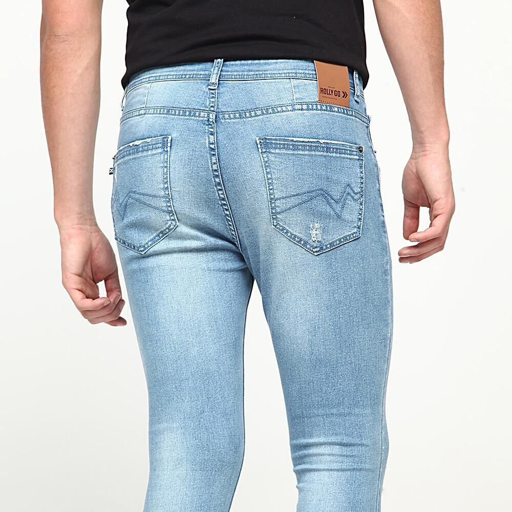 Jeans  Hombre Rolly Go image number 3.0