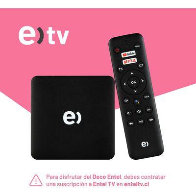 Deco Entel Tv