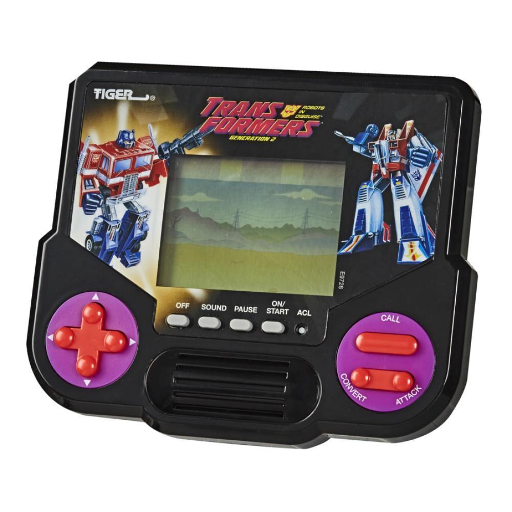 Juego Retro Gaming Tiger Electronics Transformers image number 3.0