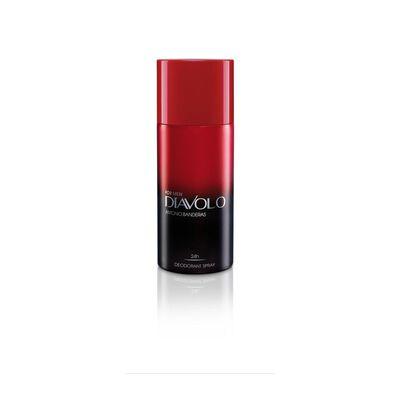 Perfume Diavolo Antonio Bandera / 50 Ml / Eau De Toillete + Desodorante