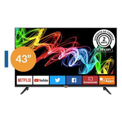 "Led Caixun Cs43f2 Fhd / 43"" / Full HD / Smart Tv"