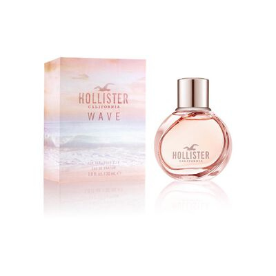 Perfume California Wave For Her Hollister / 30 Ml / Edp