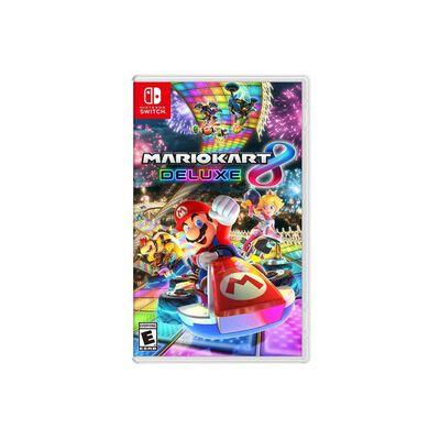 Juego Nintendo Switch Mario Kart 8 Deluxe
