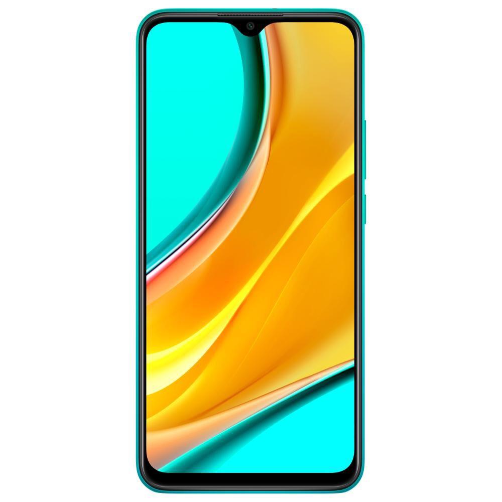 Smartphone Xiaomi Redmi 9 Eu Ocrean Green / 64 Gb / Liberado image number 0.0