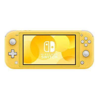 Consola Nintento Switch Lite Amarilla