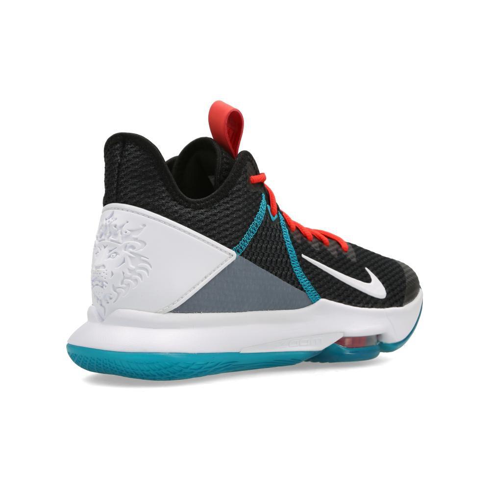 Zapatilla Basketball Unisex Nike Liebron Witness Iv image number 2.0