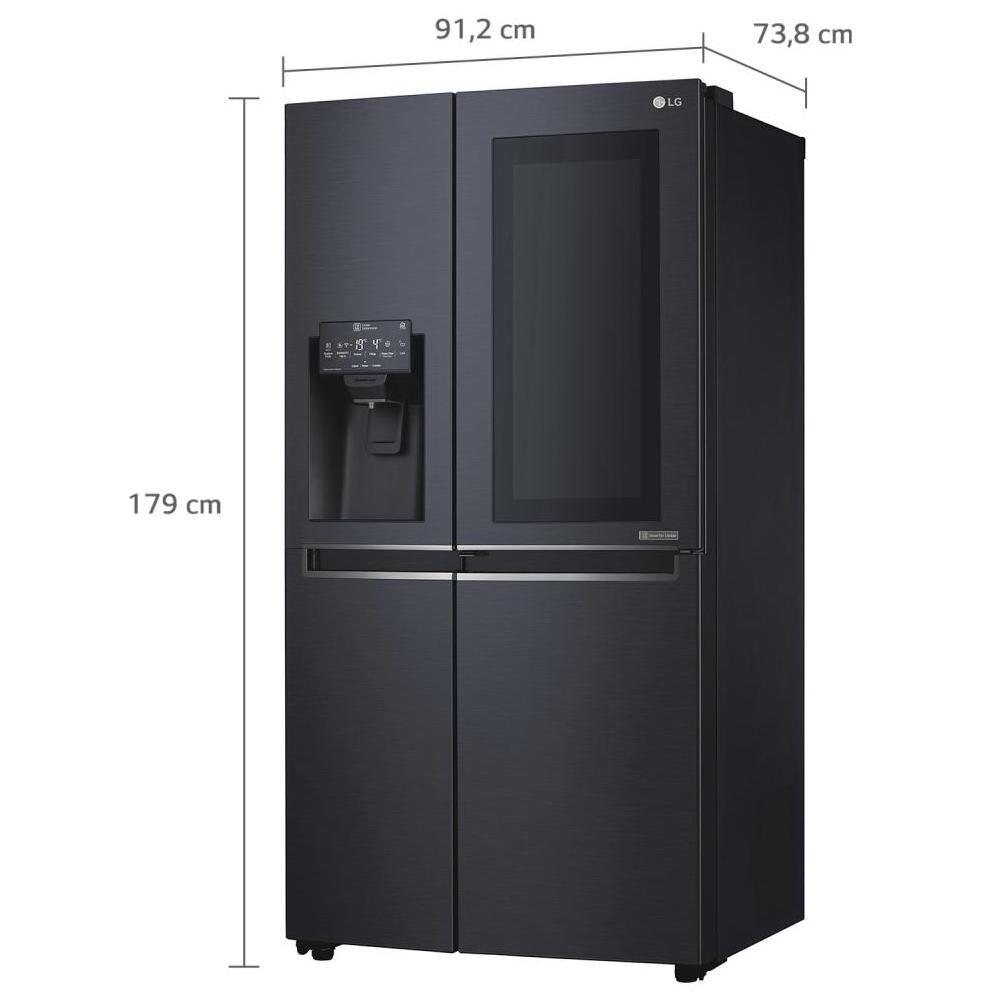Refrigerador Side by Side LS65SXTAFQ / 601 litros image number 5.0