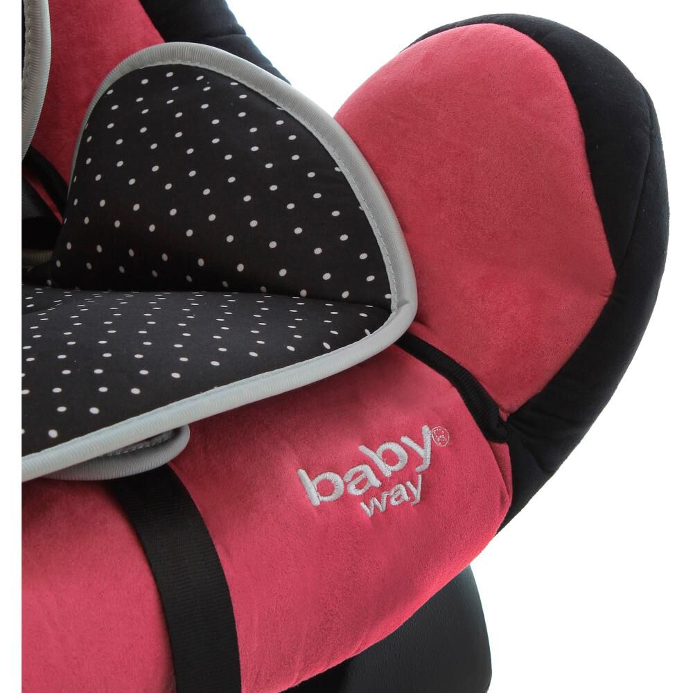 Silla Auto Baby Way Bw-742M19 image number 5.0