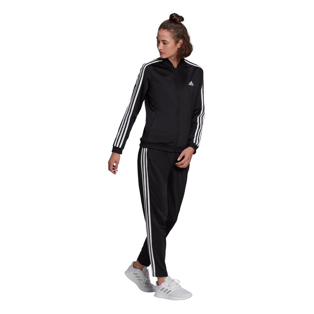 Buzo Mujer Adidas Essentials Tracksuit image number 0.0