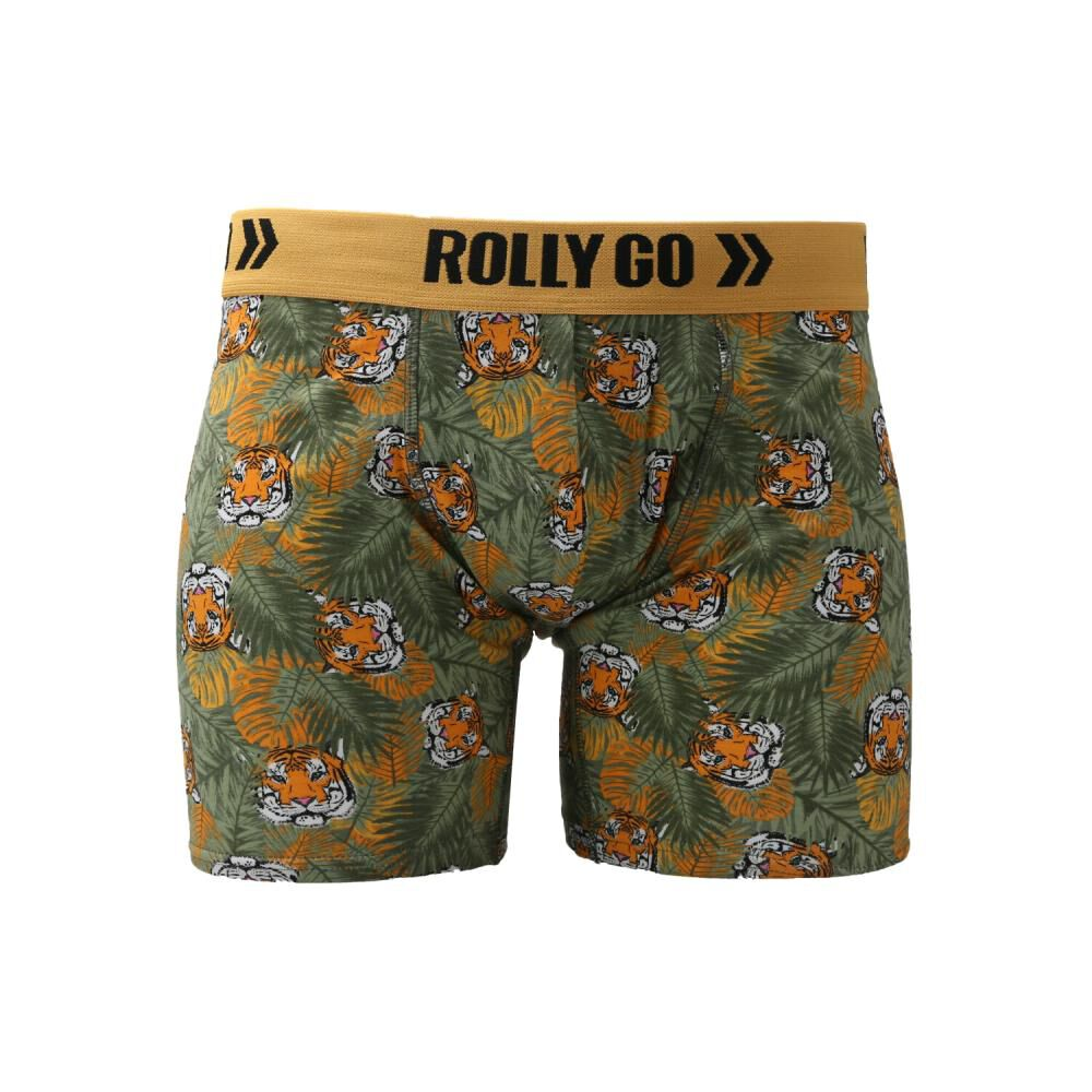 Pack Boxer Clásico Unisex Rolly Go / 3 Unidades image number 2.0