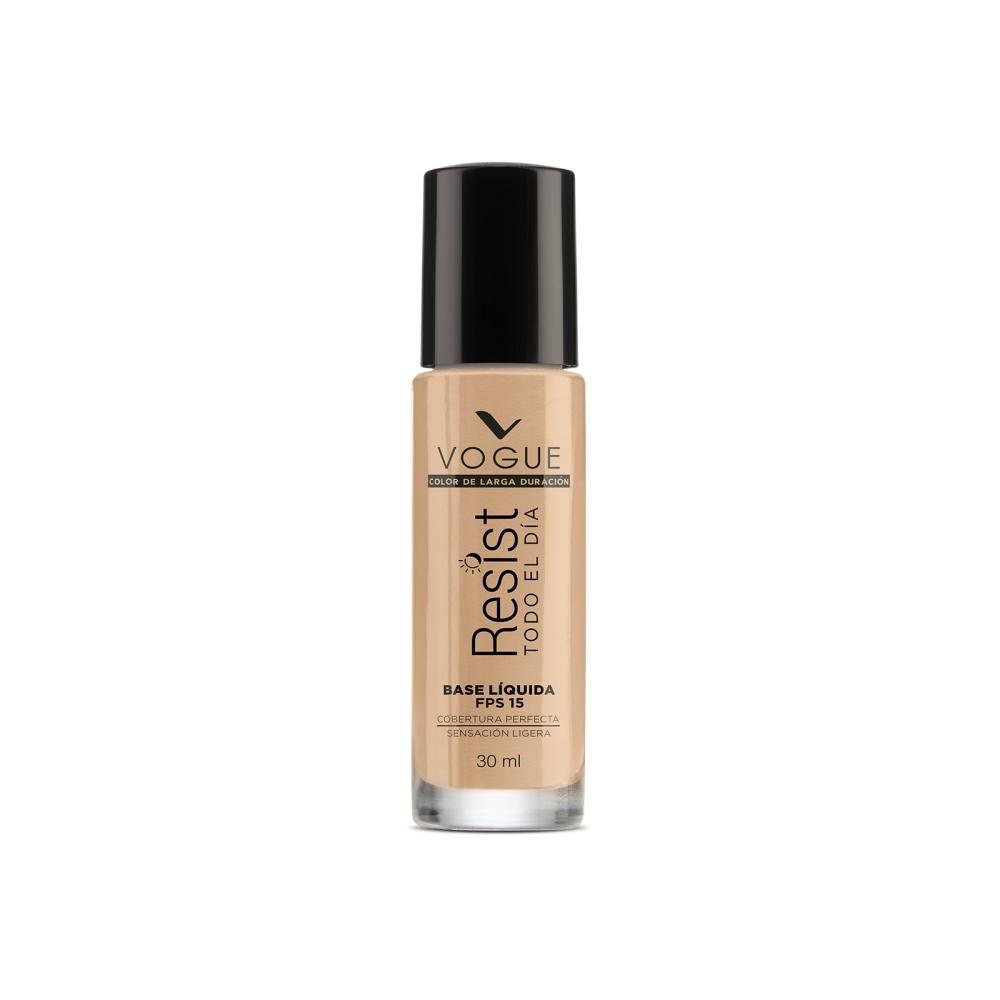 Base Maquillaje Vogue H5468500  / Avellana image number 0.0