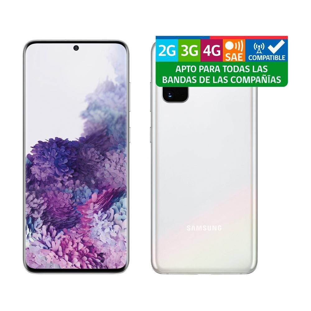 Smartphone Samsung Galaxy S20 Reacondicionado Blanco / 128 Gb / Liberado image number 2.0
