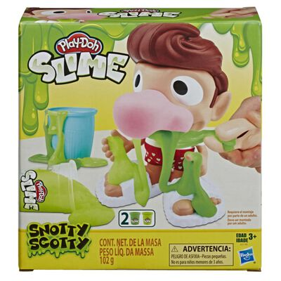 Plasticinas Play Doh Snotty Scotty