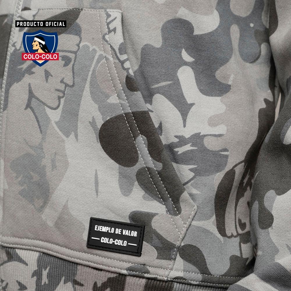 Polerón Deportivo Hombre Colo Colo image number 3.0