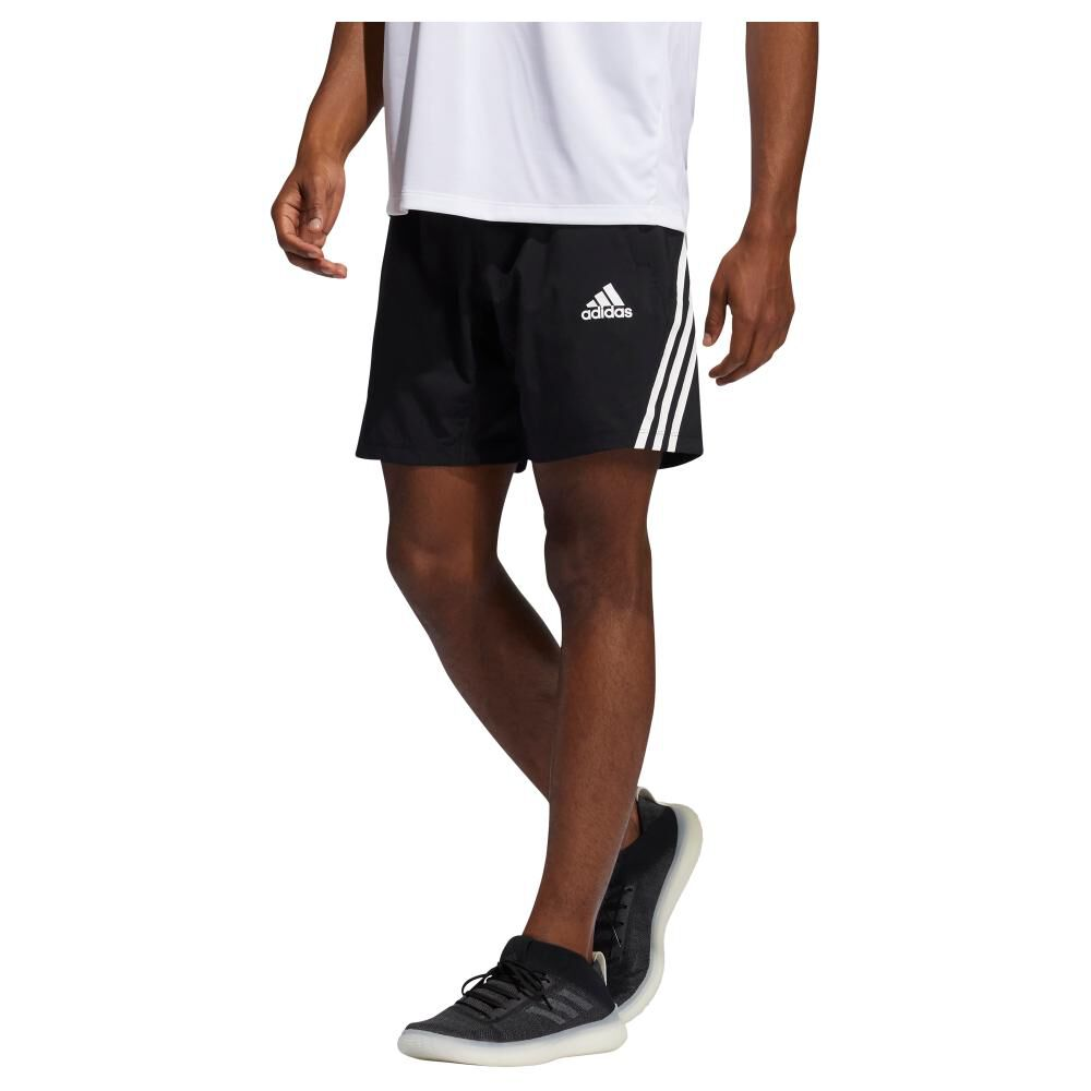 Short Hombre Adidas Aeroready Woven 3s 8-inch image number 0.0