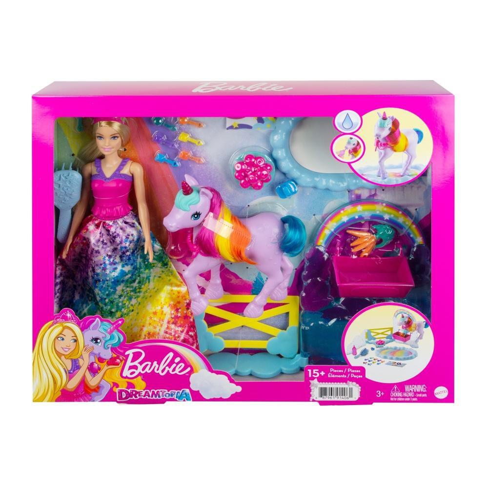 Muñeca Barbie Dreamtopia image number 4.0