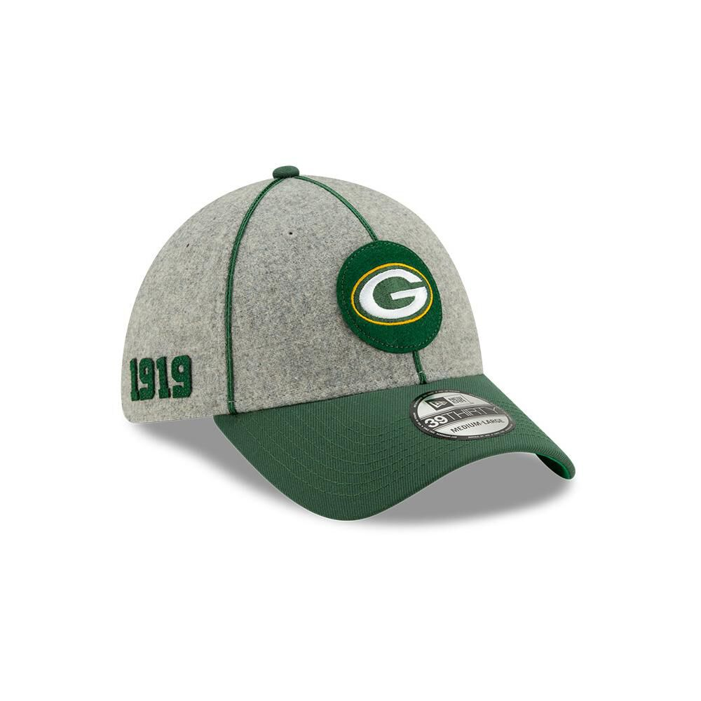 Jockey New Era 3930 Green Bay Packers image number 2.0