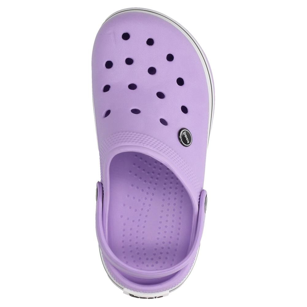 Zapato Agua Topsis Clog Girl St image number 3.0