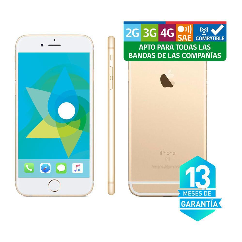Smartphone Iphone 6S Reacondicionado Dorado 64 Gb / Liberado image number 3.0