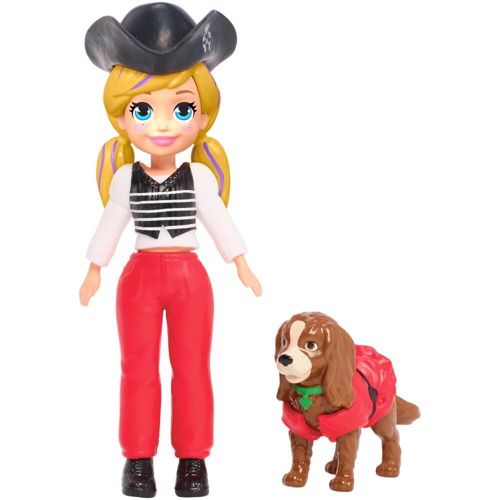 Accesorios Muñeca Polly Pocket Pack Disfraces image number 2.0