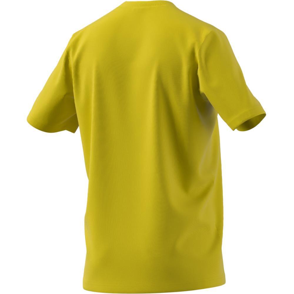 Polera Hombre Adidas Men Brushstroke V4 Tee image number 6.0