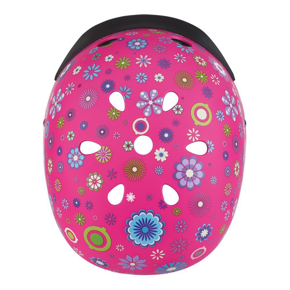 Casco Globber Helmet Elite Lights Pink  Xs/S image number 4.0